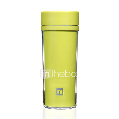 Original XiaoMi Water Cup Travel Bottle  Cup Travel Drink  Eat Ware Durable / Portable Plastic DIY Replaceable