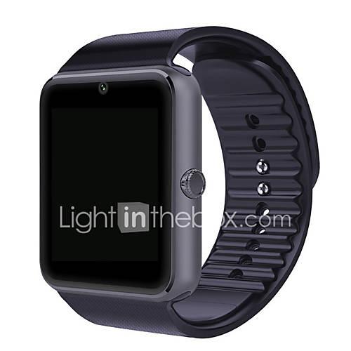 Reloj Smart Video Cámara Llamadas con Manos Libres Control de Mensajes Control de Cámara Audio GPSSeguimiento de Actividad Seguimiento