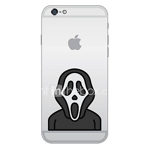 Case For Apple iPhone 5 Case iPhone 6 iPhone 7 Ultra-thin Pattern Back Cover Cartoon Soft TPU for iPhone 7 Plus iPhone 7 iPhone 6s Plus