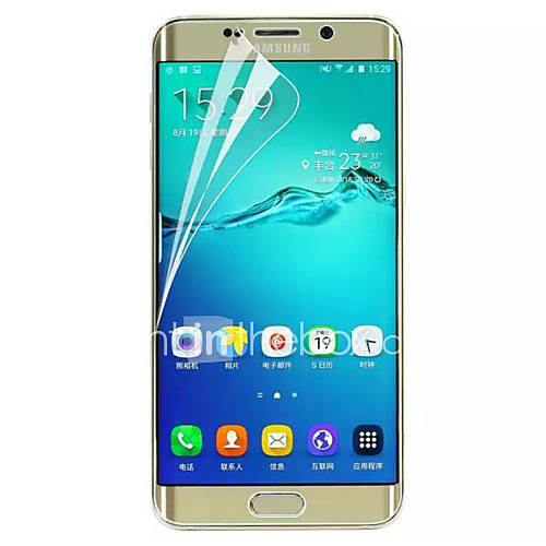 Screen Protector Samsung Galaxy for A5(2016) Tempered Glass 1 pc Front Screen Protector Ultra Thin Explosion Proof High Definition (HD)