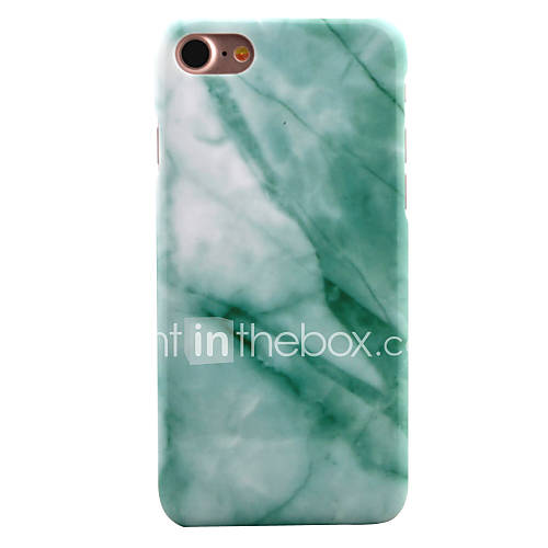 For iPhone 7 Case iPhone 7 Plus Case iPhone 6 Case Case Cover Pattern Back Cover Case Marble Hard PC for Apple iPhone 7 Plus iPhone 7