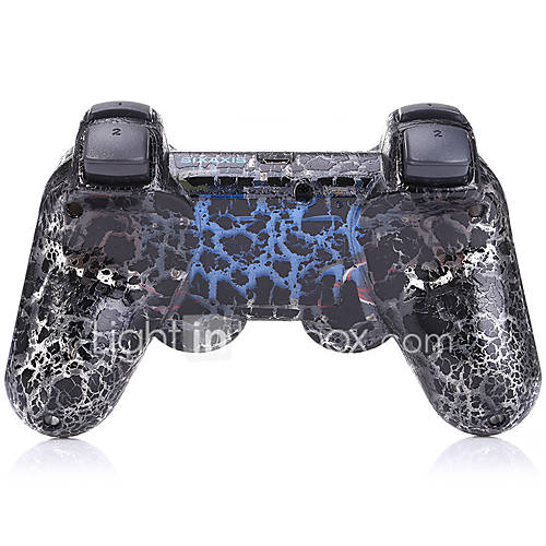 choque controlador inalámbrico dual de seis ejes de Bluetooth para Sony PS3 (multicolor) Descuento en Miniinthebox