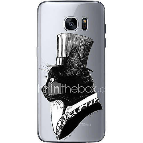 For Samsung Galaxy S6 Edge Plus S6 Dr.cat Soft Material For Compatibility TPU For Samsung Galaxy S6 Edge Plus S6 S7 Edge S7