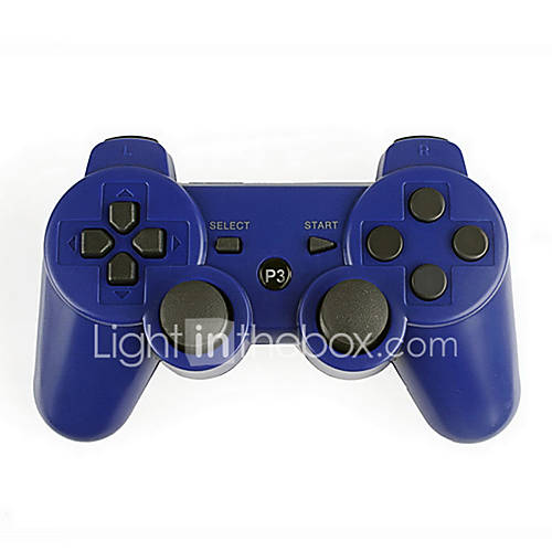 Mando DualShock 3 Wireless para PlayStation 3 (Azul) Descuento en Miniinthebox