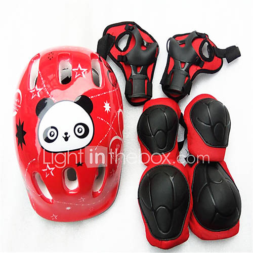 Other Sport Support Knee Brace Hand  Wrist Brace for Running Skating Kids Breathable Compression Protective Adjustable Sports Outdoor