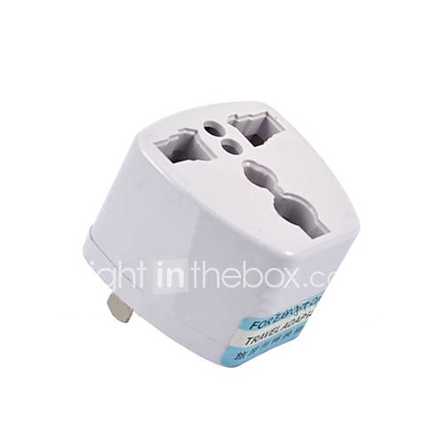 Universal EU UK AU to US USA AC Travel Power Plug Charger Adapter Conversion Adaptor Converter for Travel Home Use
