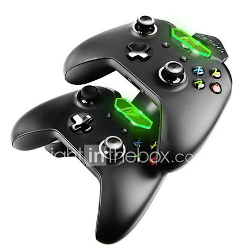 Ninguno Baterías y Cargadores Para Xbox Uno Novedad / Recargable Descuento en Miniinthebox