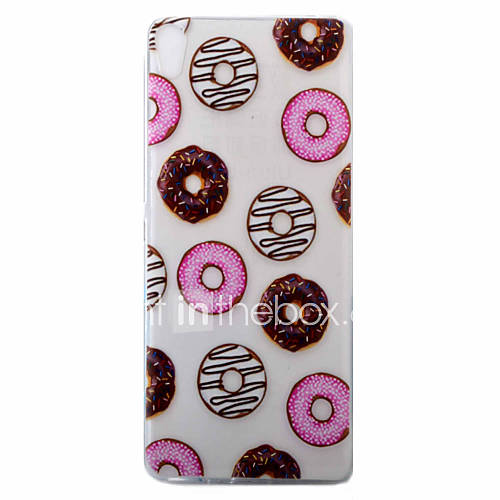 Case For Sony Ultra-thin Pattern Back Cover Cartoon Soft TPU for Sony Xperia XA Sony Xperia E5