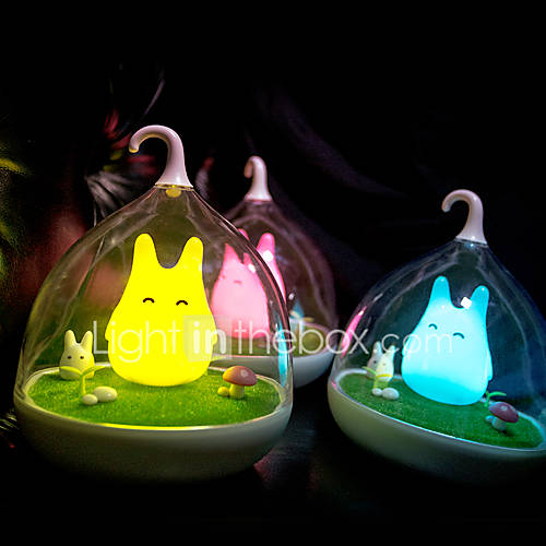 1PC The Spiderwick Usb Rechargeable Led Night Light Lamp Baby Room Vibration Sensor Dimmer Bedside Lamp Luminaria De Mesa