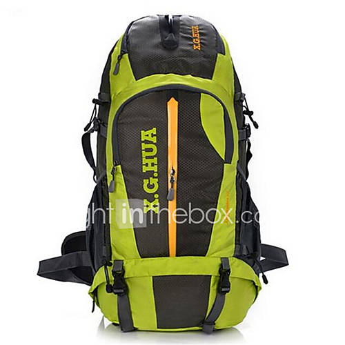 60 L Backpack Hiking  Backpacking Pack Cycling Backpack Camping  Hiking Climbing Leisure Sports Cycling/Bike Outdoor Leisure Sports