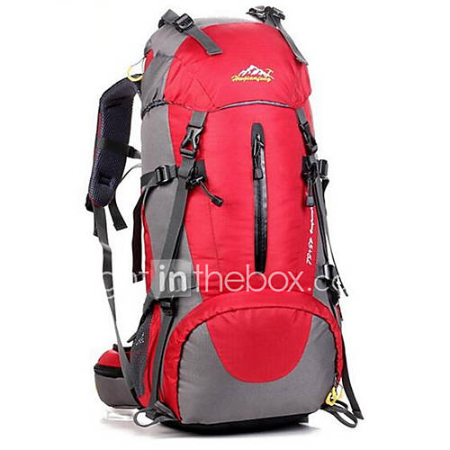 50 L Backpack Hiking  Backpacking Pack Cycling Backpack Camping  Hiking Climbing Leisure Sports Cycling/Bike Outdoor Leisure Sports
