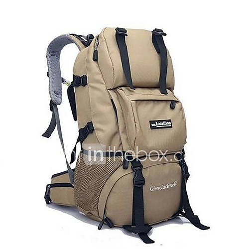 42 L Backpack Hiking  Backpacking Pack Cycling Backpack Camping  Hiking Climbing Leisure Sports Cycling/Bike Outdoor Leisure Sports