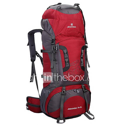 80 L Backpack Hiking  Backpacking Pack Cycling Backpack Camping  Hiking Climbing Leisure Sports Cycling/Bike Outdoor Leisure Sports