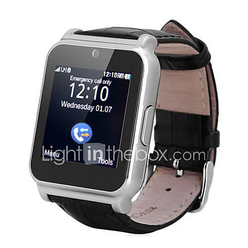 Reloj SmartResistente al Agua Video Cámara Monitor de Pulso Cardiaco Audio GPS Llamadas con Manos Libres Control de Mensajes Control de