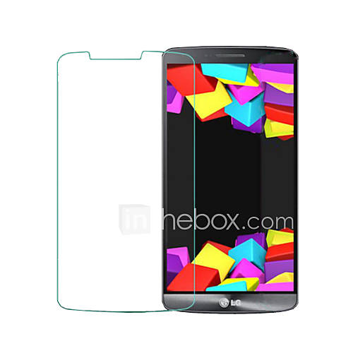 GODOSMITH Brand Original Premium Tempered Glass Screen Protector for LG G3