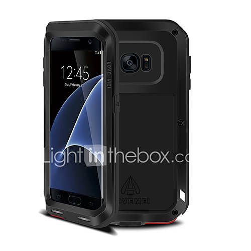 Case For Samsung Galaxy Samsung Galaxy S7 Edge Shockproof Full Body Cases Armor Metal for S8 Plus S8 S7 edge S7 S6 edge plus