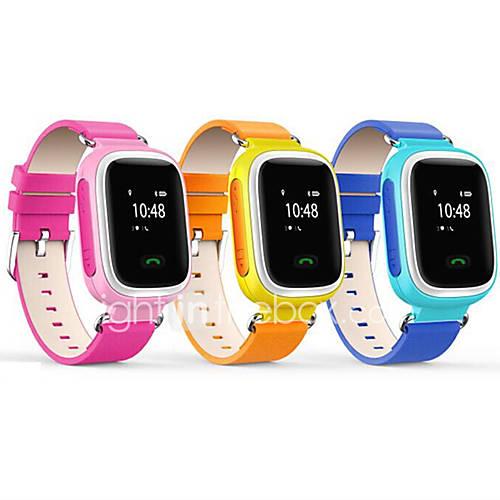 Kids' Sport Watch Dress Watch Smart Watch Fashion Watch Wrist watch Digital Altimeter Thermometer Chronograph Water Resistant / Water