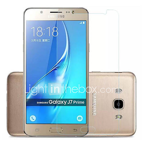 ASLING For 2.5D Arc Edge Tempered Glass Film for Samsung Galaxy J7 Prime