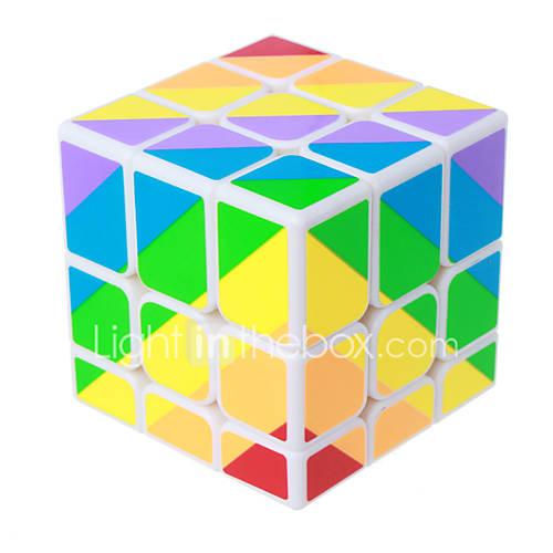 Rubik's Cube Smooth Speed Cube 333 Magic Cube ABS
