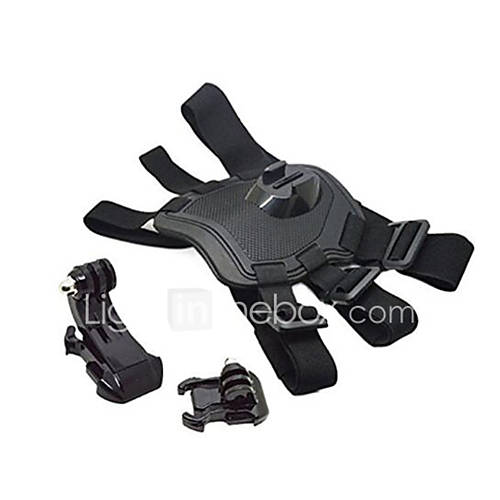 Accessories For GoPro Chest Harness  Straps Adjustable  Dogs  Cats  Convenient  Multi-function For-Action Camera All Gopro  Others