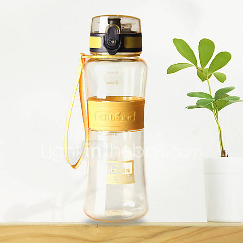 350Ml New Leak-Proof Seal Large Capacity Nozzle Sport Bicycle Plastic Tritan My Water Bottles Cup With Cover Lip Filter
