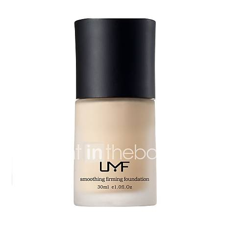 UMF Base Makeup Face Liquid Foundation Whitening Moisturizing Oil-control Waterproof Cosmetics Concealer BB Cream 30ml