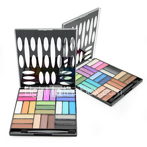 27 Colors Eyeshadow Palette Makeup Maquiagem Beauty Palette Original Colors Make Up Eye Shadow