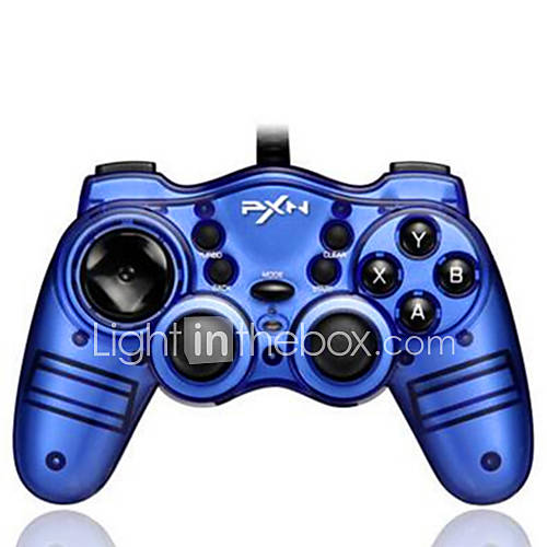 PXN8103 Wired Vibration Gamepad