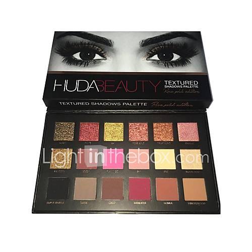 18 colors eye shadow Eyeshadow Palette Dry Eyeshadow palette Powder Set Daily Makeup