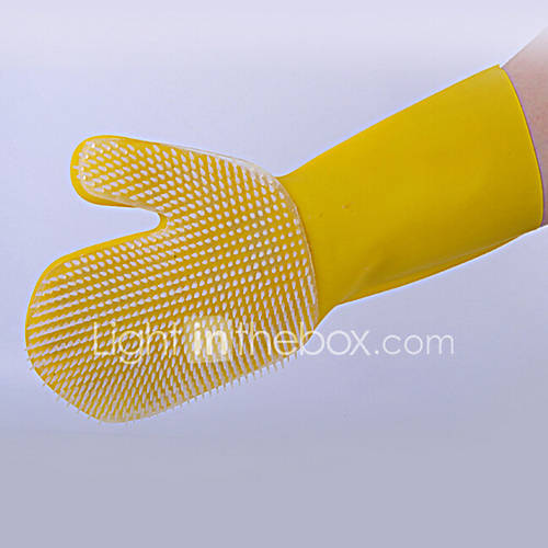 Pet Products Pet Bath Special Rubber Massage Gloves Hair Brush Massage Brush Cleaning Supplies