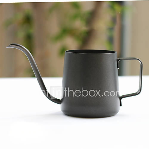 350 ml  Stainless Steel Coffee Kettle  3 cups Brew Coffee Maker Reusable