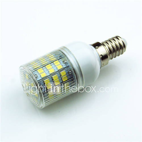 3W GU10 LED Spotlight MR16 60 SMD 3528 150 lm Warm White / Cool White AC 220-240 / AC 110-130 V 3204