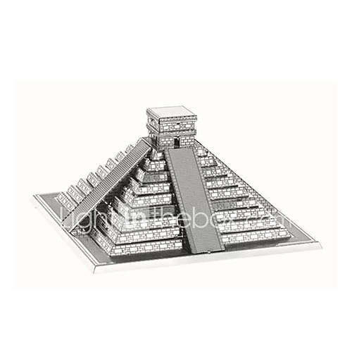 3D Puzzles Metal Puzzles For Gift  Building Blocks Model  Building Toy Famous buildings Architecture 14 Years  Up Toys