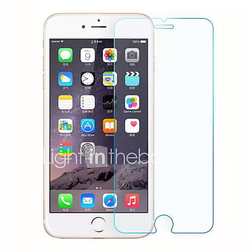 ASLING For iPhone 7 Plus 0.26mm 2.5D Arc Edge Tempered Glass Screen Film Protector (2 Pack)