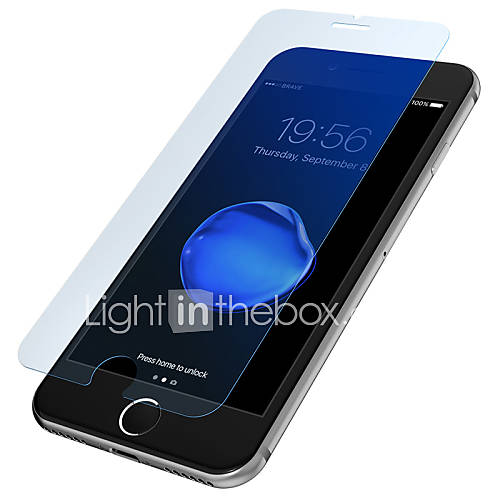 For Apple iPhone 7 Plus 5.5inch Ultra Thin 0.28mm Anti Blu Ray Ttransparent Tempered Glass HD Screen Protector 2.5D Complimentary Tool