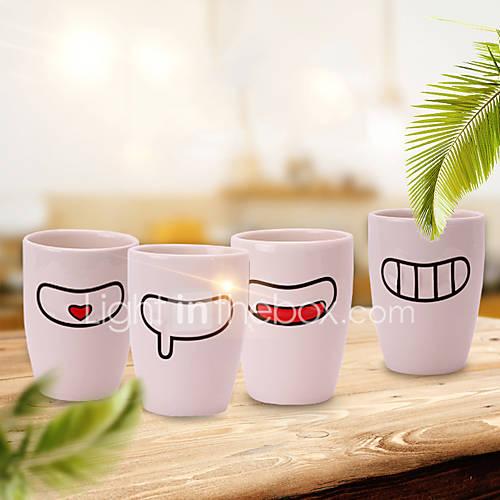 Cartoon Drinkware 200 ml Decoration Ceramic Coffee Milk Tea Cup