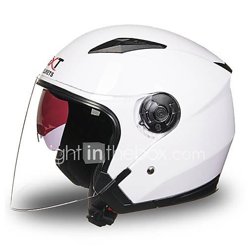 Half Helmet Antifog Breathable ABS Motorcycle Helmets