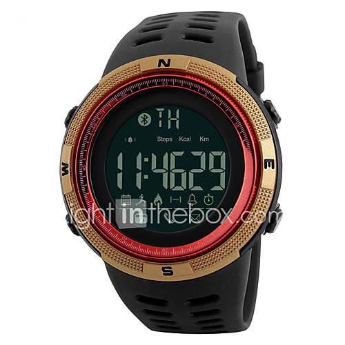 Reloj SmartResistente al Agua Long Standby Calorías Quemadas Itinerario de Ejercicios Deportes Distancia de Monitoreo Información Control