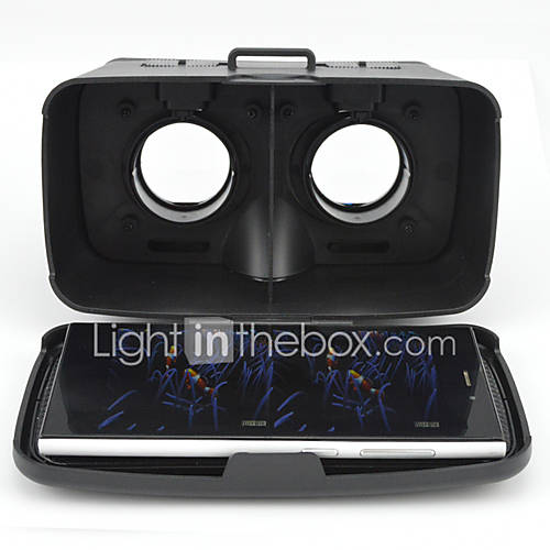 Virtual Reality 3D-VR-Box Shinecon Headset Glasses