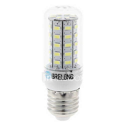 4W 350 lm E14 G9 GU10 E26/E27 B22 LED Corn Lights 48 leds SMD 5630 Decorative Warm White Cold White AC 100-240V AC 220-240V