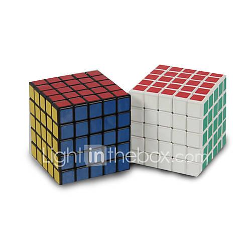 Rubik's Cube Smooth Speed Cube 555 777 Magic Cube ABS
