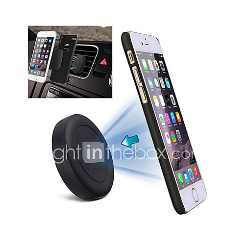 New Super Magnetic Force Car Mini Mobile Phone Stand iPhone 8 7 Samsung Galaxy S8 S7