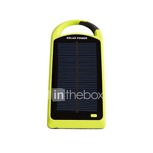 SUNWALK 8000mAh Waterproof Shockproof Dustproof Solar Power Bank External Battery Solar Charger for Cell Phone