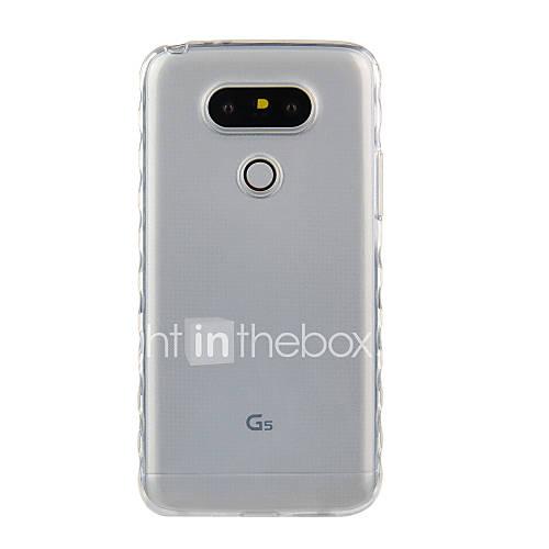 For LG K10 LG K8 LG K7 Shockproof Transparent Case Back Cover Case Solid Color Soft TPU for LG K5 LG K4 LG G5 LG G4 LG G3