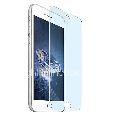 Screen Protector Apple for iPhone 7 Tempered Glass 1 pc Front Screen Protector Anti-Fingerprint Anti Blue Light Ultra Thin Explosion