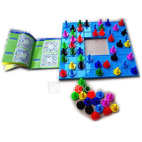 Toys Games  Puzzles Square Toys Plastic