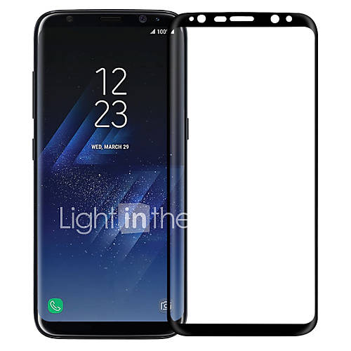 For Samsung Galaxy S8  Nillkin 3D Touch CP MAX Full Coverage Explosion Proof Film Is Suitable for Samsung