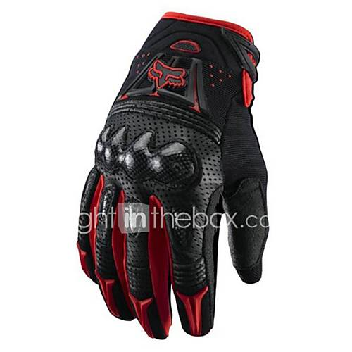 Full Finger Carbon Fiber Motorcycles Gloves