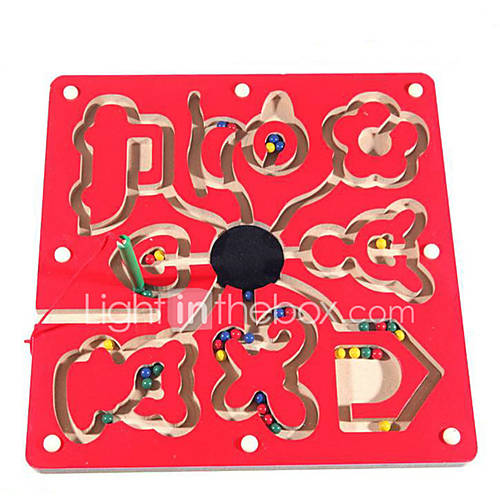 Toys Games  Puzzles Square Wood