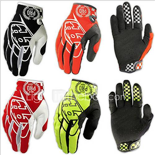 Motorcycle Cross Country Glove Cycling Racing Racing Gloves Long refers to motorcycle gloves